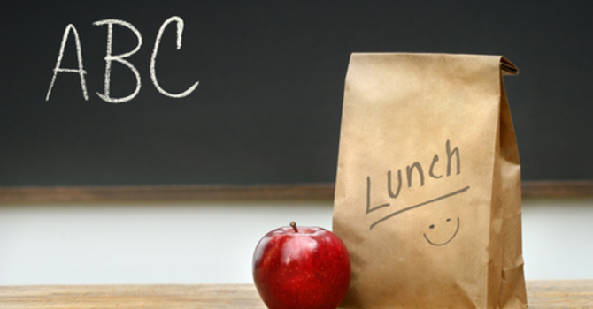 Click here to donate to our School Lunch program image